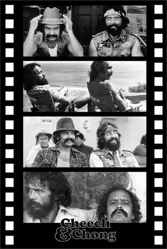 Posters Cheech and Chong - Filmstrip - Poster 100940