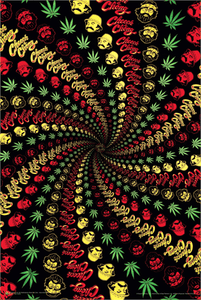 Posters Cheech and Chong - Weed Vortex - Poster 100929