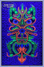 Load image into Gallery viewer, Posters Chris Dyer - Angel of Death - Black Light Poster 010585