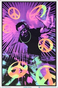 Posters DJ Peace - Black Light Poster 100166
