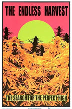 Load image into Gallery viewer, Posters Endless Harvest - Black Light Poster 100151