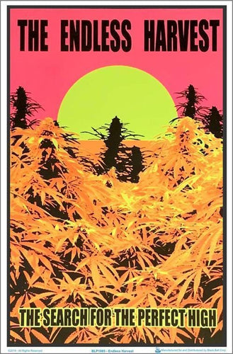 Posters Endless Harvest - Black Light Poster 100151