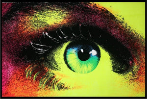 Posters Eye - Black Light Poster 100331