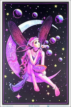 Load image into Gallery viewer, Posters Fairy Dream - Black Light Poster 006151