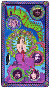 Posters Fleetwood Mac - Fan Club - Poster 010005