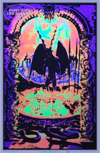 Load image into Gallery viewer, Posters Gates of Hell - Black Light Poster 100154
