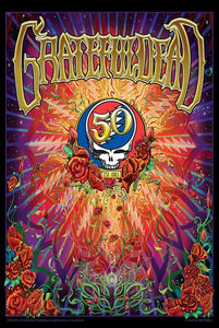 Posters Grateful Dead - 50th Anniversary - Poster 100705