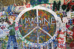 Posters Imagine - Peace Wall - Poster 002082