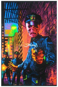 Posters In the Name of the Law - Black Light Poster 100167