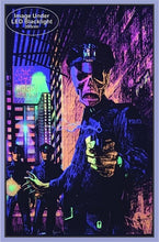 Load image into Gallery viewer, Posters In the Name of the Law - Black Light Poster 100167