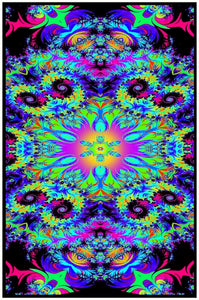 Posters Inner Vision - Black Light Poster 100337