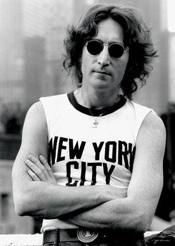 Posters John Lennon - New York City - Poster 000095