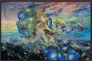 Posters Josephine Wall - Andromeda's Quest - Poster 001575