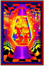 Load image into Gallery viewer, Posters Lava Lamp Flow - Black Light Poster 100196