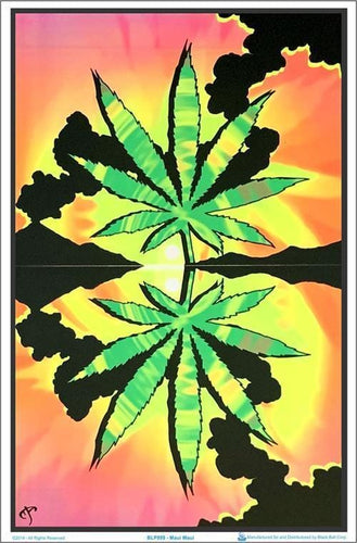 Posters Maui Waui - Black Light Poster 001061