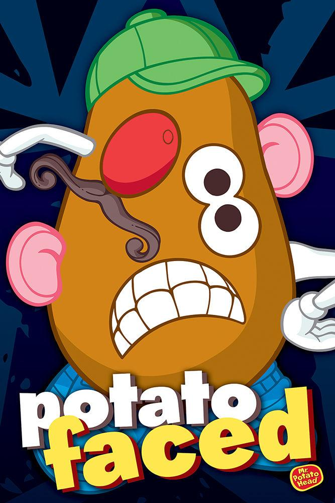 Posters Mr. Potato Head - Potato Faced - Poster 100730