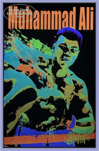 Load image into Gallery viewer, Posters Muhammad Ali - Black Light Poster 100164
