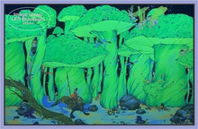 Load image into Gallery viewer, Posters Mushroom Forest - Black Light Poster 000217