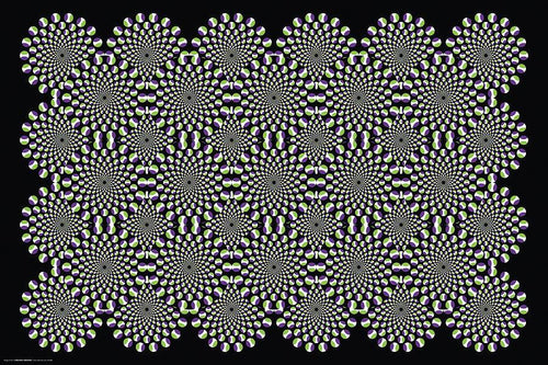 Posters Optical Illusion - Poster 005774