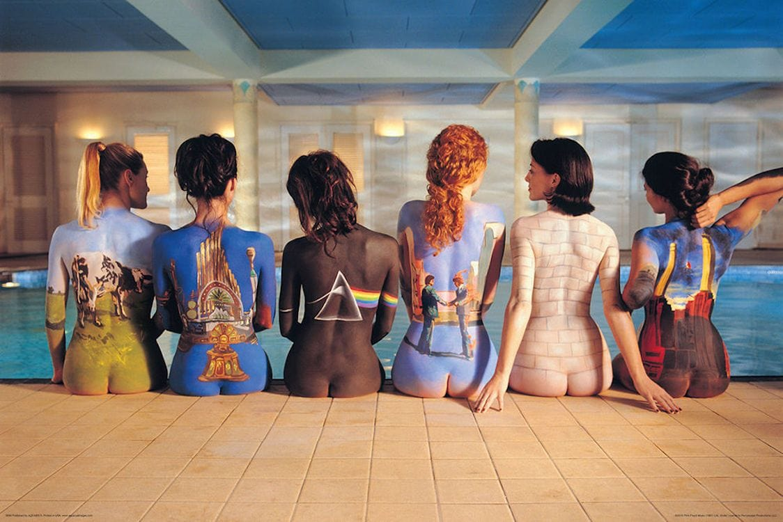 Posters Pink Floyd - Back Catalog - Poster po-72