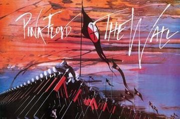 Posters Pink Floyd - Marching Hammers - Poster 008771