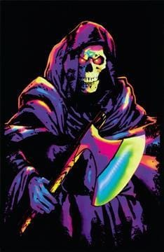 Posters Reaper - Black Light Poster 000679