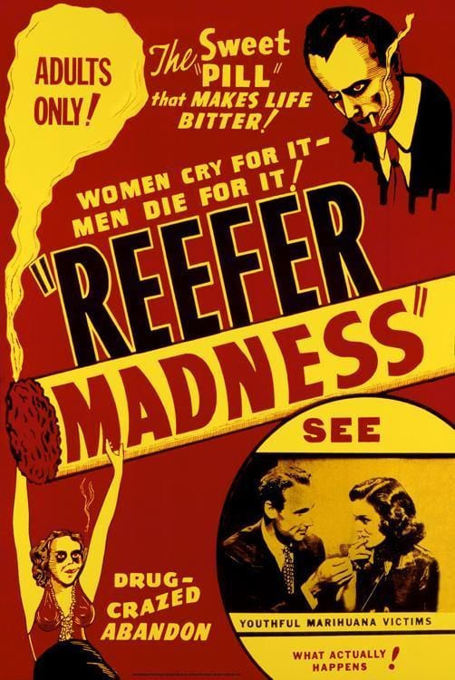 Posters Reefer Madness - Poster 000255