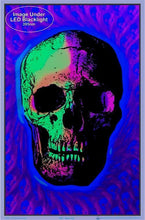 Load image into Gallery viewer, Posters Skull Trip - Black Light Poster 000614