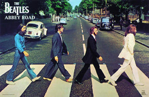 Posters The Beatles - Abbey Road - Poster 000098
