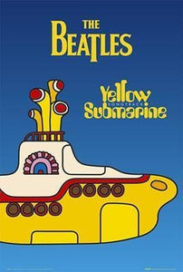 Posters The Beatles - Yellow Submarine - Poster 100224