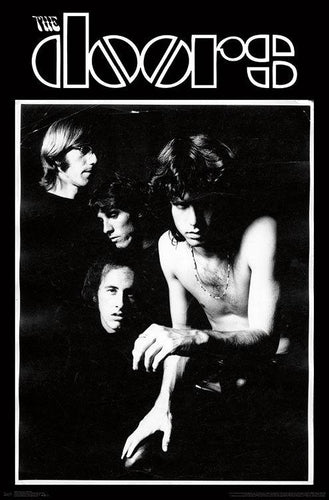 Posters The Doors - Shadows - Poster 100806