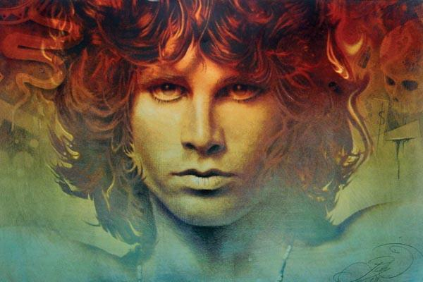 Posters The Doors - The Spirit of Jim Morrison - Poster po-34