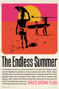 Posters The Endless Summer - Retro - Poster