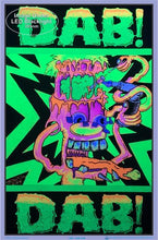 Load image into Gallery viewer, Posters Trog - Dab - Black Light Poster 100156