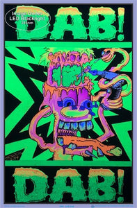 Posters Trog - Dab - Black Light Poster 100156