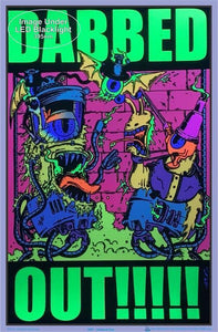 Posters Trog - Dabbed Out - Black Light Poster 100155