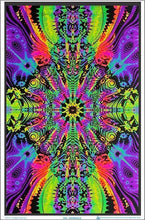 Load image into Gallery viewer, Posters Wormhole - Black Light Poster 005195