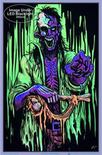Load image into Gallery viewer, Posters Zombie Stalker - Black Light Poster 100140