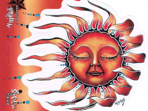 Stickers Dubois - Sleeping Sun - Sticker 100558