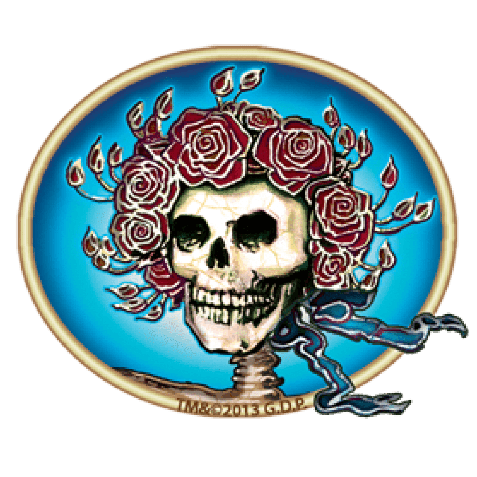 Stickers Grateful Dead - Bertha - Sticker 100499