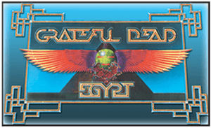 Stickers Grateful Dead - Egypt - Sticker 100501