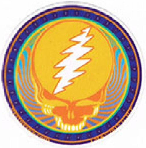 Stickers Grateful Dead - Orange Sunshine SYF - Sticker 100505