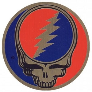 Stickers Grateful Dead - Steal Your Face Metal - Sticker 100510