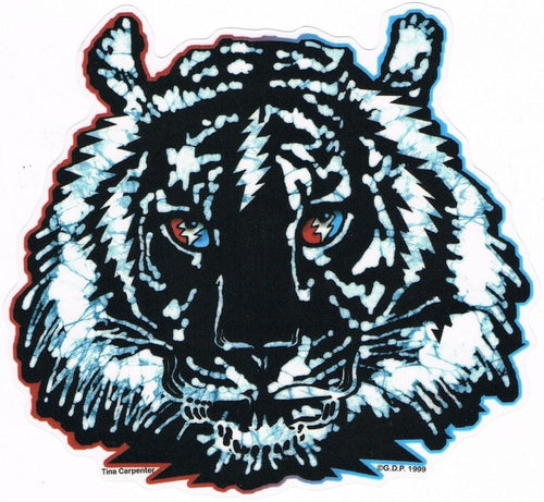 Stickers Grateful Dead - Tiger Bolt Eyes - Sticker 100511