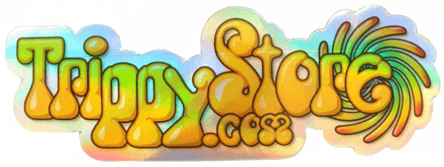 Stickers TrippyStore - Holographic - Sticker 000004