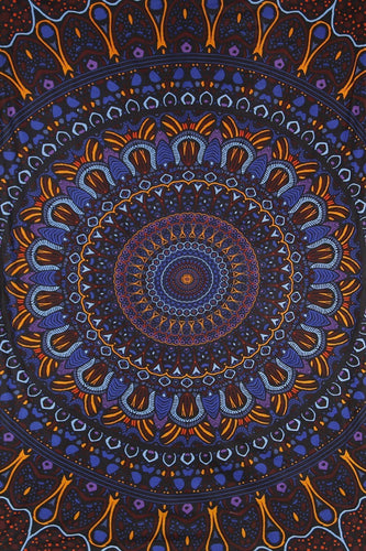 Tapestries 3D - Eclipse - Tapestry 012578