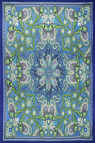 Tapestries 3D - Glow in the Dark - Infinity Star - Tapestry 005435