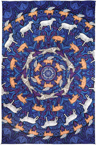 Tapestries 3D - Pink Floyd - Animals - Tapestry 011251