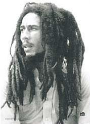 Tapestries Bob Marley - Portrait - Small Tapestry 000697