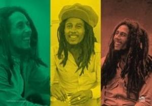 Tapestries Bob Marley - Rasta Portraits - Small Tapestry 100225